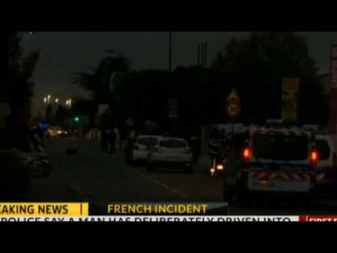 Toulouse car attack NEWS CAR 24H
