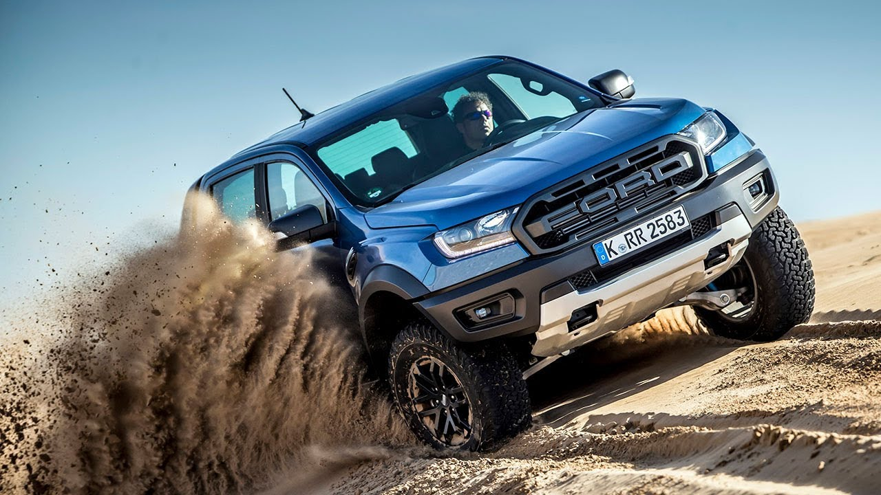 Ford Ranger Raptor Media Drive Behind The Scenes Youtube