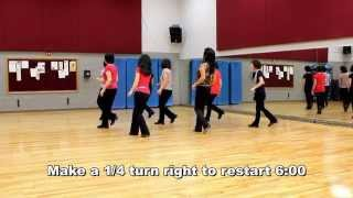 It's On Again - Line Dance (Dance & Teach in English & 中文)