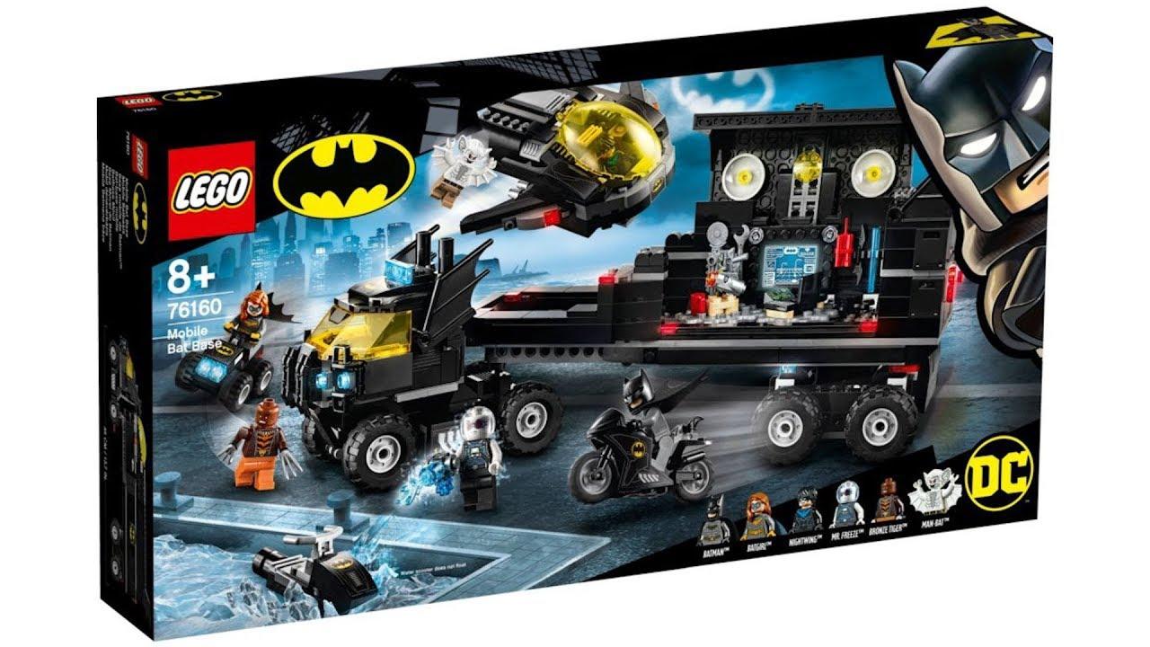 Лего Супергерои 2020 летние наборы фото Конструктор LEGO DC Superheroes 2020
