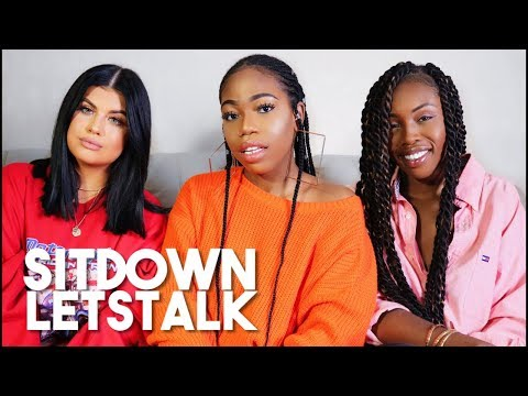 SIT-DOWN, LET'S TALK: The Type Of Boys We Attract Part2 #SDLT