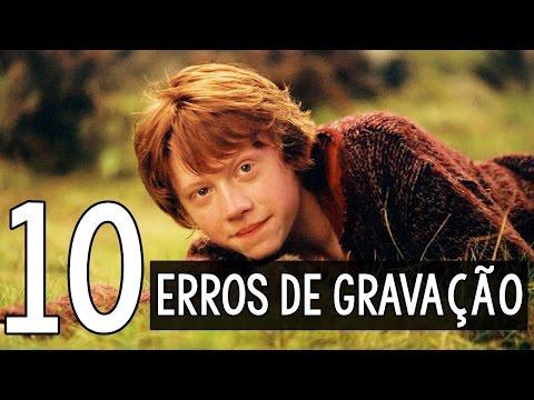 10 ERROS DE GRAVAÇÃO do filme Harry Potter e o Prisioneiro de Azkaban