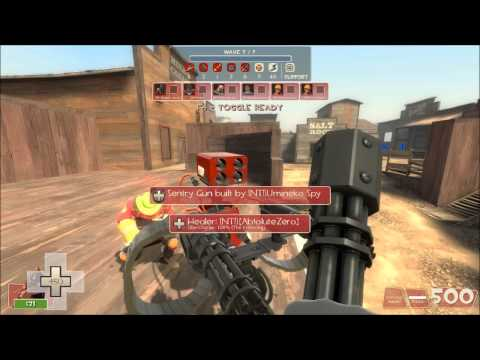 [TF2]Mann vs. Machine Let's play Thai by NT! - Company Final Part !!