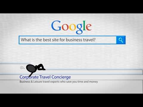 Where's the best place to book Business Travel - Corporate Travel Concierge