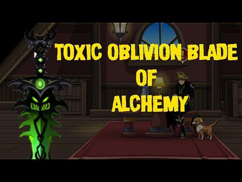 AQW -Toxic Oblivion