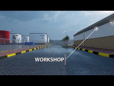Al yamama KAZ oil terminal - 11A Oil Berth -  Basra oil ports