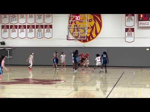 GRANITE HILLS @ MONTE VISTA - East County Girls Basketball: April 27, 2021... Double OT thriller!!!