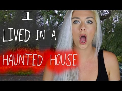I LIVED IN A HAUNTED HOUSE STORY TIME