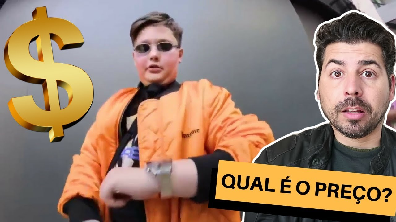 c89976855 QUANTO CUSTA O OUTFIT  │ CAPITALISMO TARDIO │ HENRY BUGALHO - YouTube