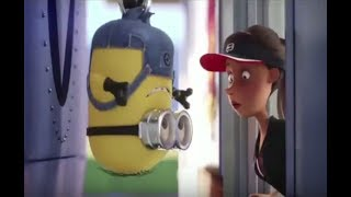 McDonald's Happy Meal Despicable Me 3 Toys Commercial 2017 Minions