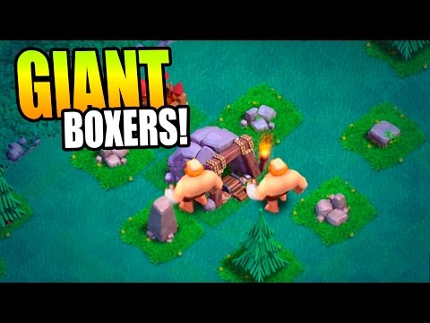 GIANT BOXERS & SNEAKY ARCHER FIRST TRY :: Clash Of Clans :: UNLOCKING BETA MINIONS!