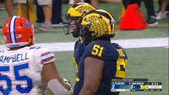 2018 Peach Bowl - Michigan Wolverines vs Florida Gators in 40 Minutes