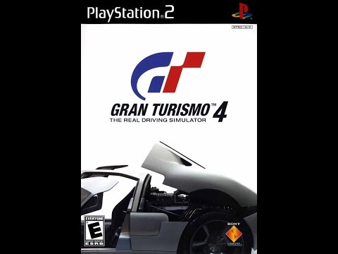 Gran Turismo 4 Menu Soundtrack - Arcade Mode