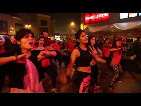 PASITO A PASO   Cumbia Pop   Choreoghraphy by Zin Vishal Louis