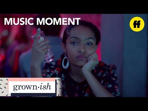 grownish  season 1, episode 12 music: drake doing it wrong  freeform
