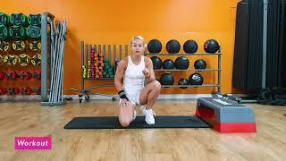 Upper Body Workout Beginners - Intermediate NO EQUIPMENT