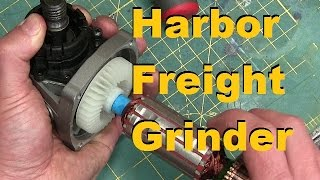 boltr harbor freight grinder how bad is it