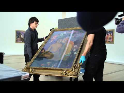 Paul Gauguin: Unboxing the work 'Contes Barbares'