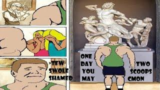 Swole shaming is real, BIGot
