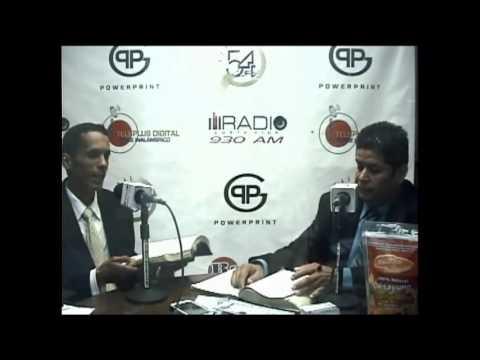 """JHOANN PIEDRAHITA. """"CLAMOR DE MEDIA NOCHE EN RADIO COSTA RICA. #2"""""""