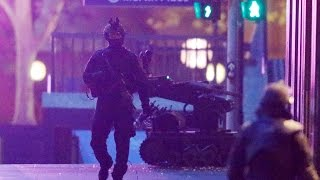 Live rounds & stun grenades: Shootout ends 17-hour Sydney hostage drama