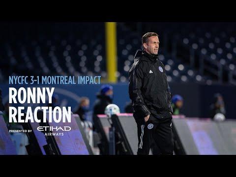 Ronny Deila Reaction   NYCFC 3-1 Montreal Impact