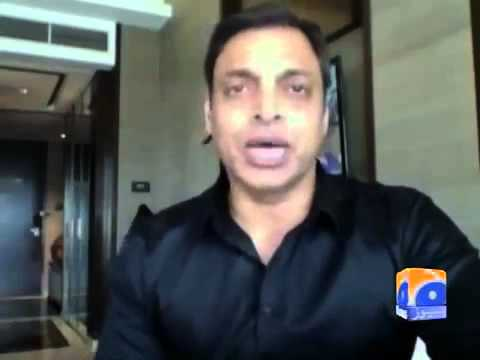 Shoaib Akhtar Angry On Pakistani Team