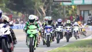 Kejurnas Balap Motor ( Indoprix ) Seri 3 2015  Sirkuit Sentul Karting