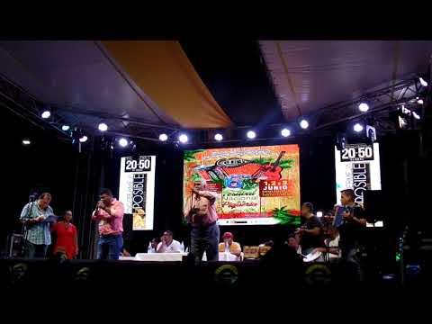 FREDYS DE AVILA // LUIS MANJARREZ // SEXTO FESTIVAL NACIONAL DE LA PIQUERIA