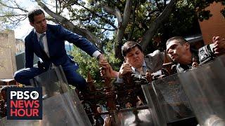 Venezuela's political crisis escalates as Maduro tries to wrest parliament from Guaido