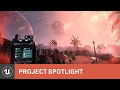 The Solus Project: Sky and Blueprints | 02 | Project Spotlight | Unreal Engine