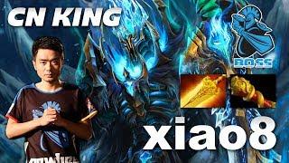 xiao8 Wraith China King - Dota 2 Pro MMR Gameplay