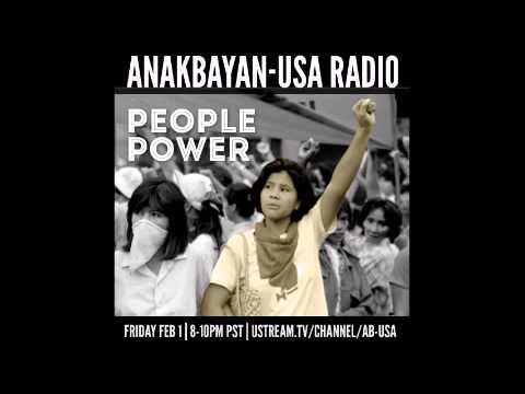 Anakbayan-USA Radio