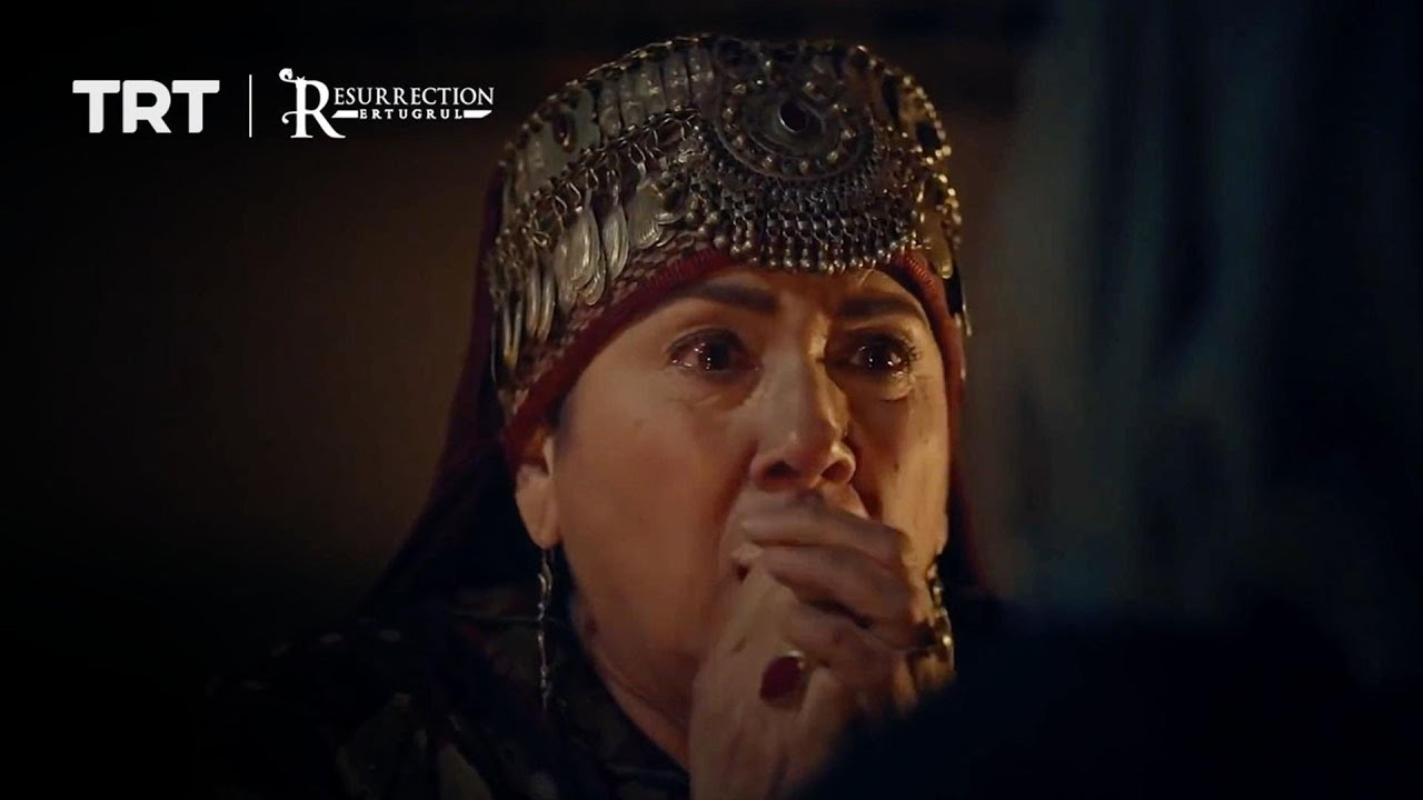 Hayme Ana finds out her son Sungurtekin is alive
