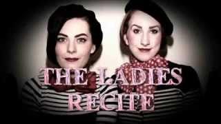 Ladies Recite The Alphabet in HD