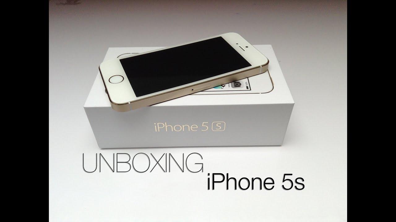 Deballage De L Iphone
