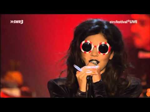 Marina & The Diamonds - The Outsider (Live @SWR3 New Pop Festival)