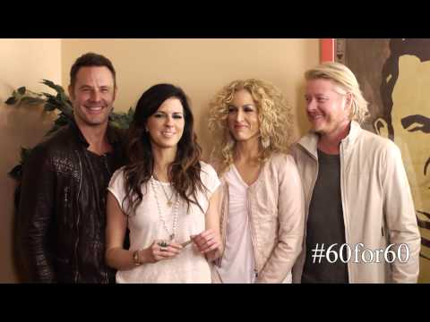 60 For 60 - Little Big Town On George Strait