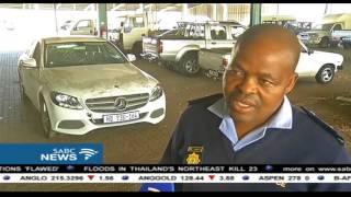 Vehicle Smuggling Along The Sa, Zim Border On The Rise