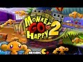 Monkey GO Happy 2 Walkthrough All Levels