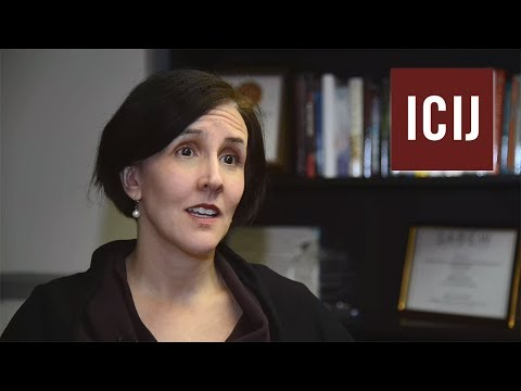 "ICIJ Deputy Director: ""International Cooperation is the New Hope for Journalism""(KCIJ 