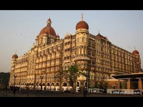 Beauty Of Taj Hotel