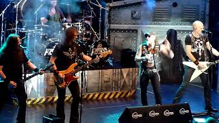 Скачать Accept Die By The Sword GlavClub Moscow Russia 24 02 2018