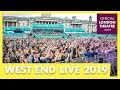 West End LIVE 2019: The Best Of Frankie Valli & The Four Seasons performance