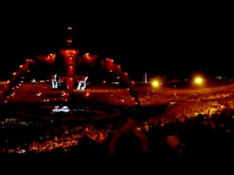 U2 360° At Rose Bowl (HD) - Where The Streets Have No Name