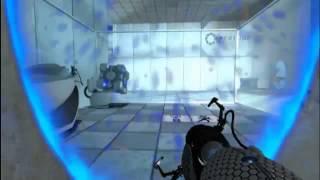 Приколы, секреты и баги из Portal