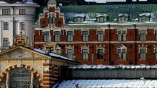 """Клип по новогодним круизам """"Четыре столицы Балтики 2010"""""""