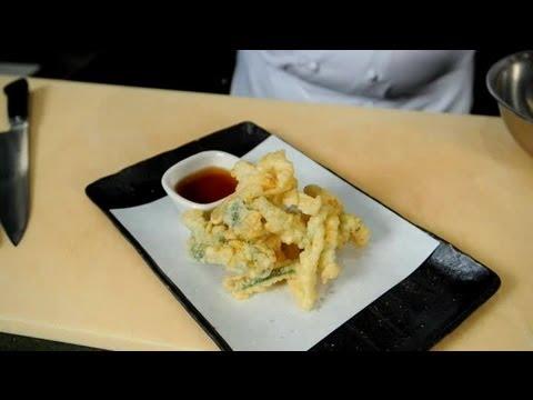 Easy Tempura Recipe : Asian Cuisine