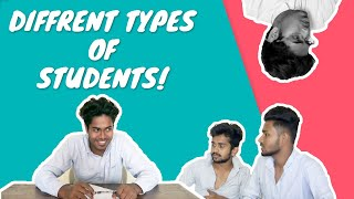 DIFFERENT TYPES OF STUDENTS IN CLASSROOM | MALLU THINGS | ഒരു nostalgia ❤