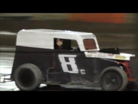Dwarf car main Barona speedway 11-16-2019